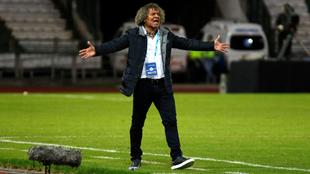Alberto Gamero considera que Fredy Guarín debe mejorar en...