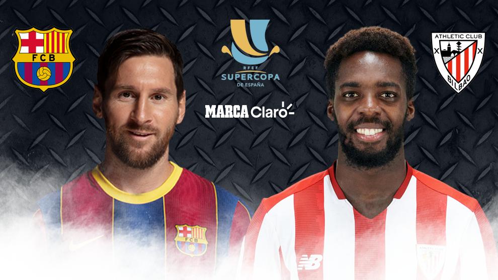 Barcelona vs Athletic de Bilbao, en vivo online la final de la ...