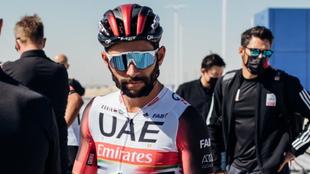 Fernando Gaviria, elegido por UAE Emirates para correr el giro de...