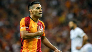 Falcao García está cerca de irse de Turquía. Suena para la MLS.