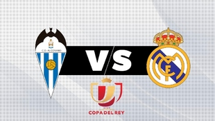 Alcoyano vs Real Madrid: horario y dónde ver