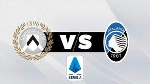 Udinese vs Atalanta por la Serie A