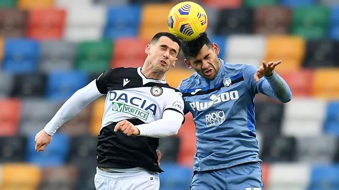 Udinese vs Atalanta, en vivo y en directo online el partido de la...
