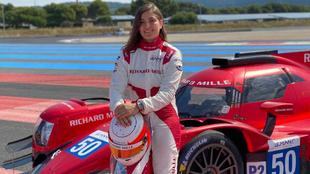 Tatiana correrá el mundial FIA de resistencia con Richard Mille...