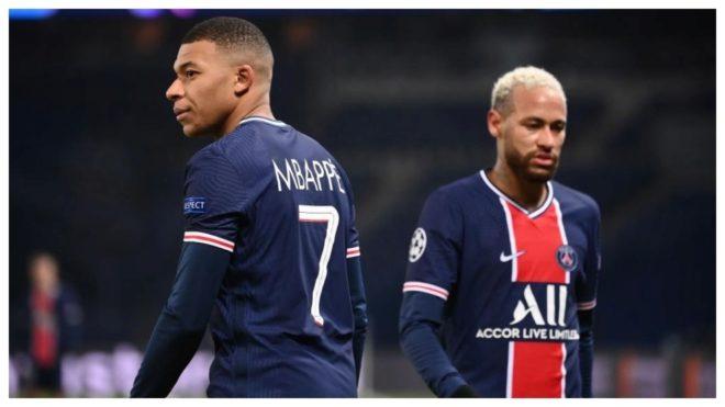¡Sorpresa! El PSG siembra dudas con el futuro de Neymar, Mbappé ...