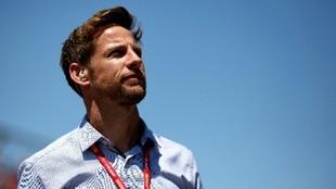 Jenson Button, nuevo asesor de Williams.