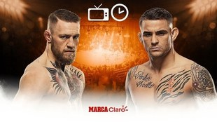 A qué hora es la pelea de UFC 257 y el regreso de Conor McGregor ante...