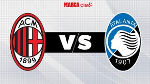 Milan vs Atalanta; Liga de Italia en vivo online