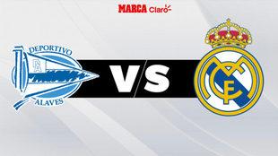 Alavés vs Real Madrid, liga española en vivo online