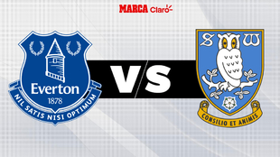 Everton vs Sheffield Wednesday, en directo; FA Cup de Inglaterra.