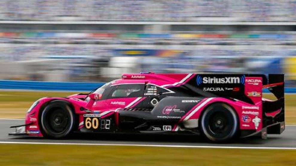 Juan Pablo Montoya hace parte del Meyer Shank Racing