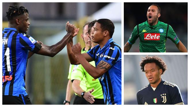 Fechas y horarios de las semifinales de la Coppa Italia.