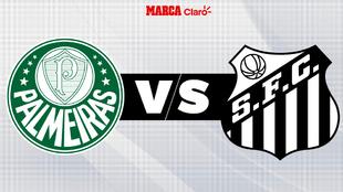 Palmeiras vs Santos, final de Libertadores en vivo.