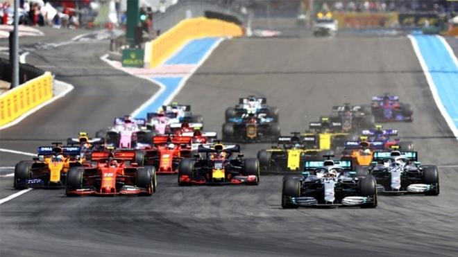 Calendario, fechas y horas y de todas las carreras de la Fórmula 1 en...