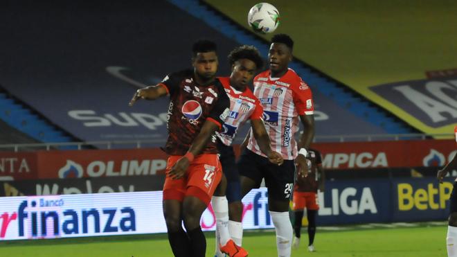 Liga Betplay: Junior vs América de Cali: Resumen, resultado y goles del  partido de la fecha 3 | MARCA Claro Colombia