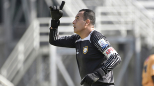 Nelson Ramos milita actualmente en el Boca Juniors de Cali, equipo de...