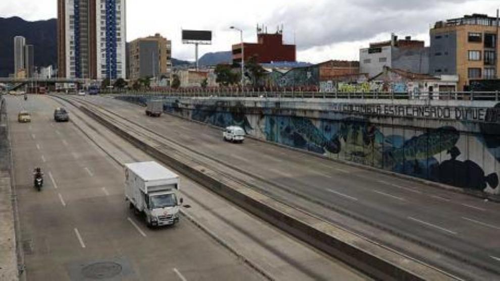 Pico y placa para esta semana en Bogotá