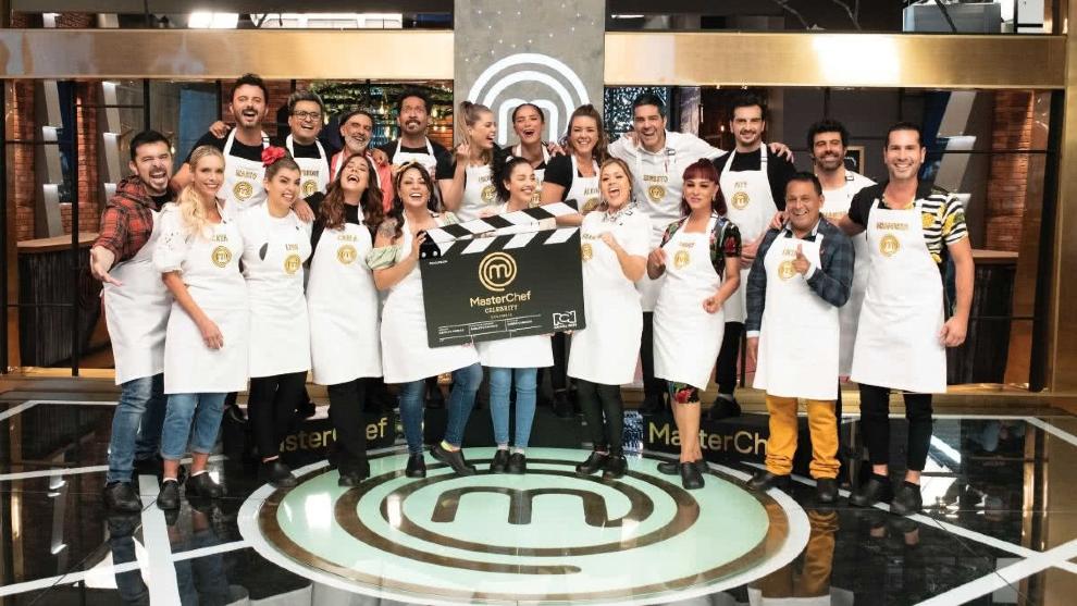 Colombia Hoy Claudia Bahamon Revela Los Participantes De Masterchef Celebrity Marca Claro Colombia