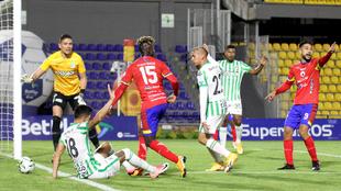 Deportivo Pasto y Nacional empataron sin goles en la cuarta fecha de...