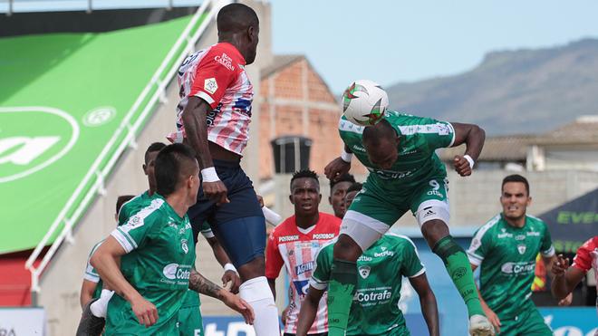 La Equidad vs Junior, en vivo el partido de Liga Betplay.