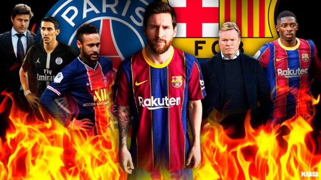El Barcelona-PSG con más morbo de la historia