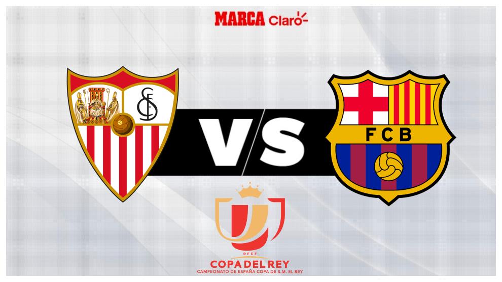 Sevilla vs Barcelona Full Match – Copa Del Rey 2020/21