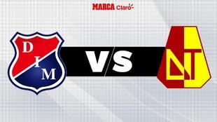 DIM vs Tolima, final Copa BetPlat.