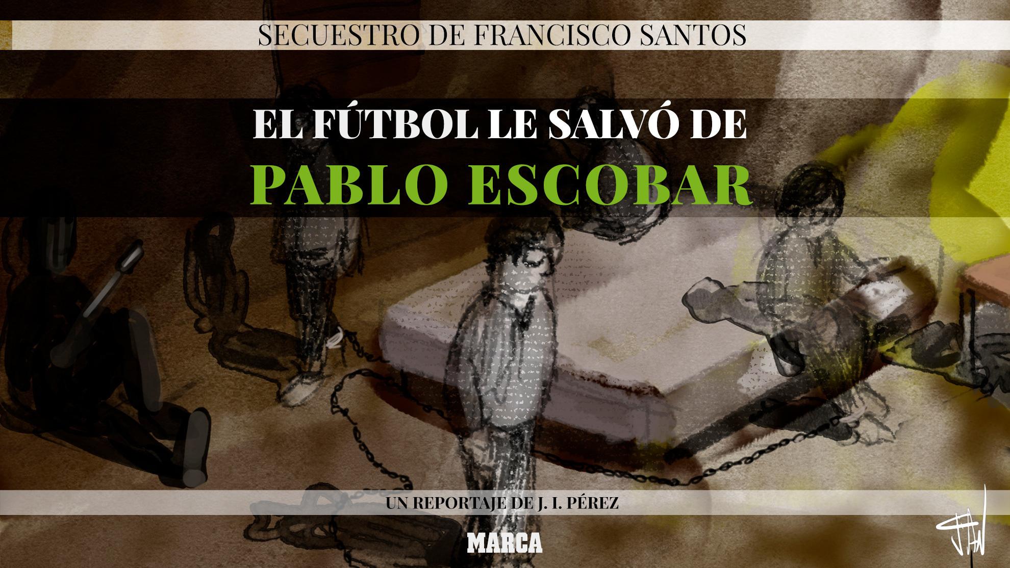 Santa Fe: Esta noche en MARCA Claro, especial 'Francisco Santos, el hombre encadenado al que el fútbol ayudó a sobrevivir' 1
