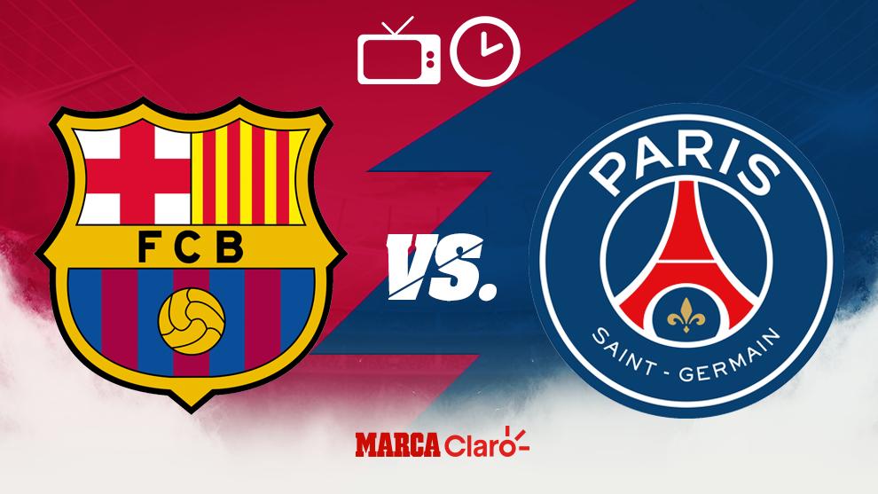 Barcelona vs PSG: Horario y donde ver el partido de ida de los ...