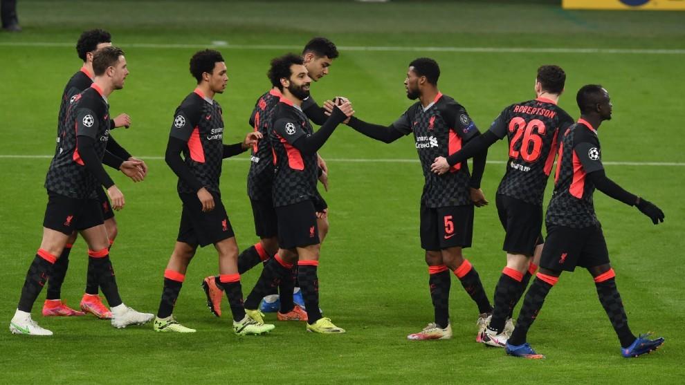 Champions: El Liverpool renace en la Champions League ante el Leipezig    MARCA Claro Colombia