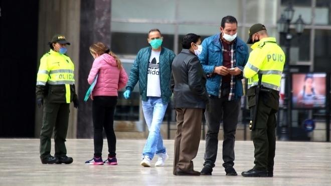 Resultado de imagen para Se acaba el Pico y Cédula en Bogotá