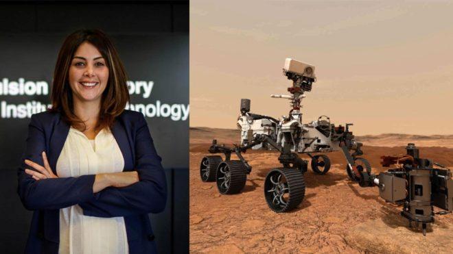 Diana Trujillo, la colombiana de la NASA y pieza clave para la misión  Perseverance en Marte | MARCA Claro Colombia
