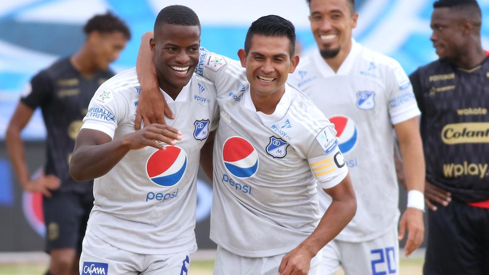 Andrés Román regresa a Millonarios, donde 'todo se cura con amor'