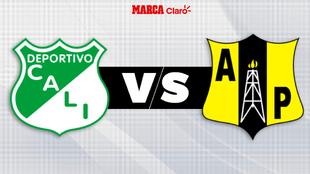 Deportivo Cali vs Alianza Pretrolera, en vivo online; Liga colombiana.