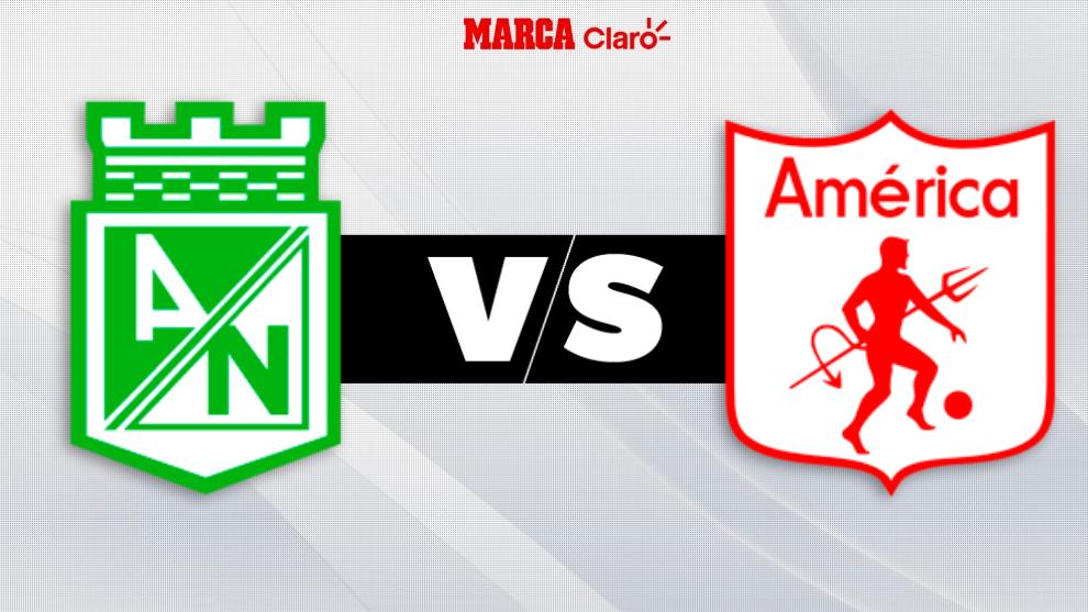 Atlético Nacional vs América de Cali, en vivo online: partido de la ...