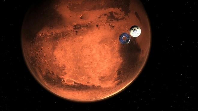 Los secretos de Marte, el planeta de moda gracias a la llegada del...