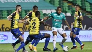 Deportivo Cali y Alianza Petrolera por la Liga BetPlay 2021-I.