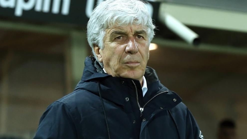 El entrenador italiano, cerca de un partido histórico.