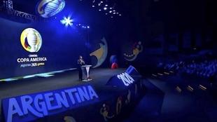 La Copa América se llevará a cabo del 11 de junio al 10 de julio.