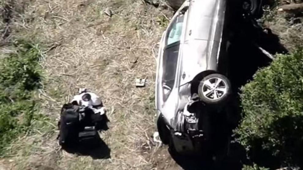 Golf hoy: Tiger Woods resulta herido de gravedad en un accidente automovilístico cerca de Los Ángeles | MARCA Claro Colombia