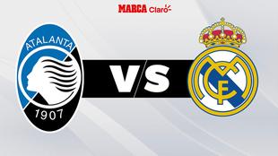 Atalanta y Real Madrid se enfrentan este miércoles por el encuentro...