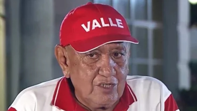 Jaime Cuéllar renunció a su cargo de presidente de la Liga...