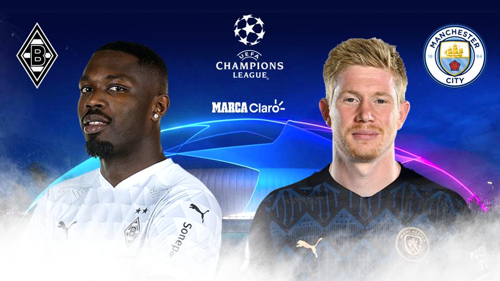 Xem lại bóng đá M'Gladbach vs Man City, Champions League – 25/02/2021