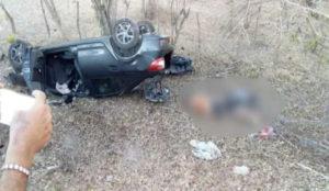 En accidente de tránsito perdieron la vida tres hincha de Millonarios...