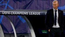 Zinedine Zidane habló tras la victoria del Real Madrid en el campo...