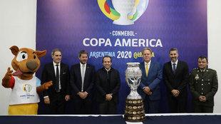 Desde Conmebol dieron que la Copa América se hace si o si.