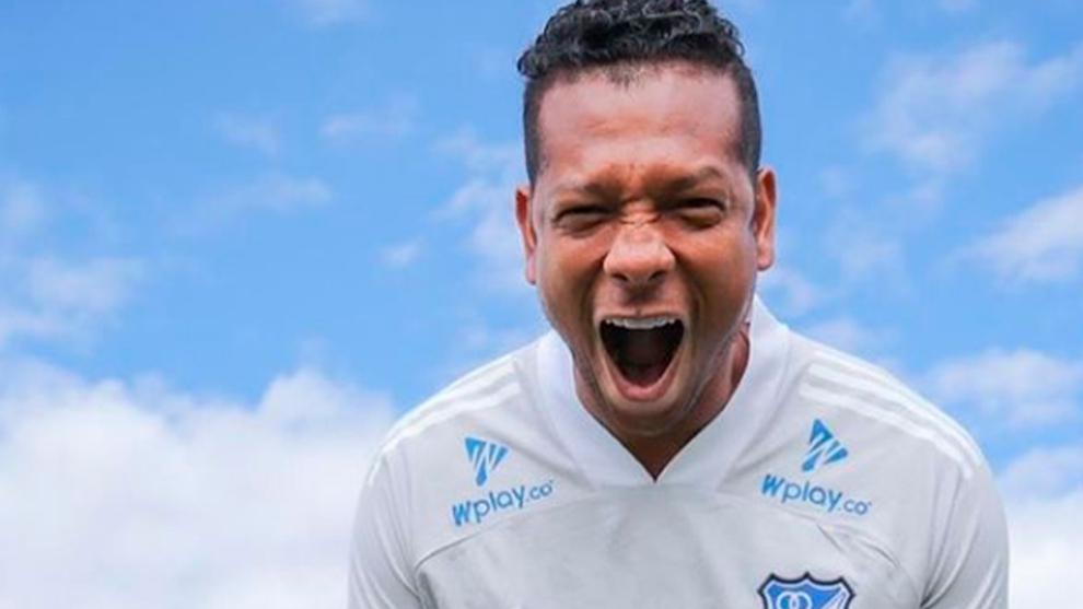 Fredy Guarín muestra que ha recuperado la forma física.