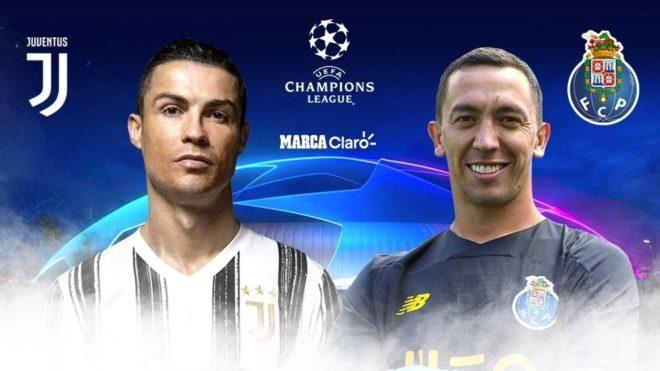 Juventus vs Oporto, en vivo por la Champions League: partido de ...