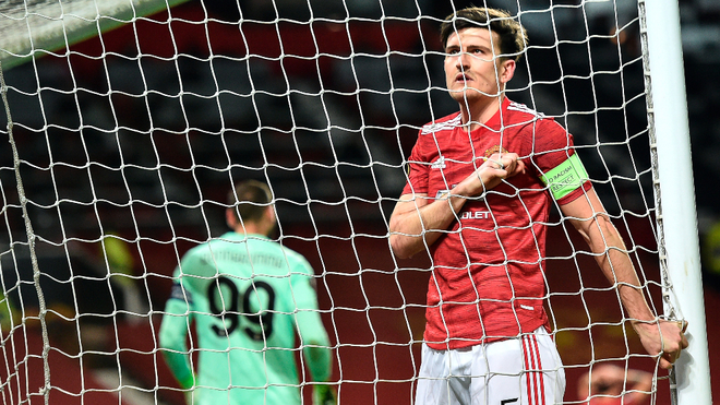 El United tropieza en el Old Trafford