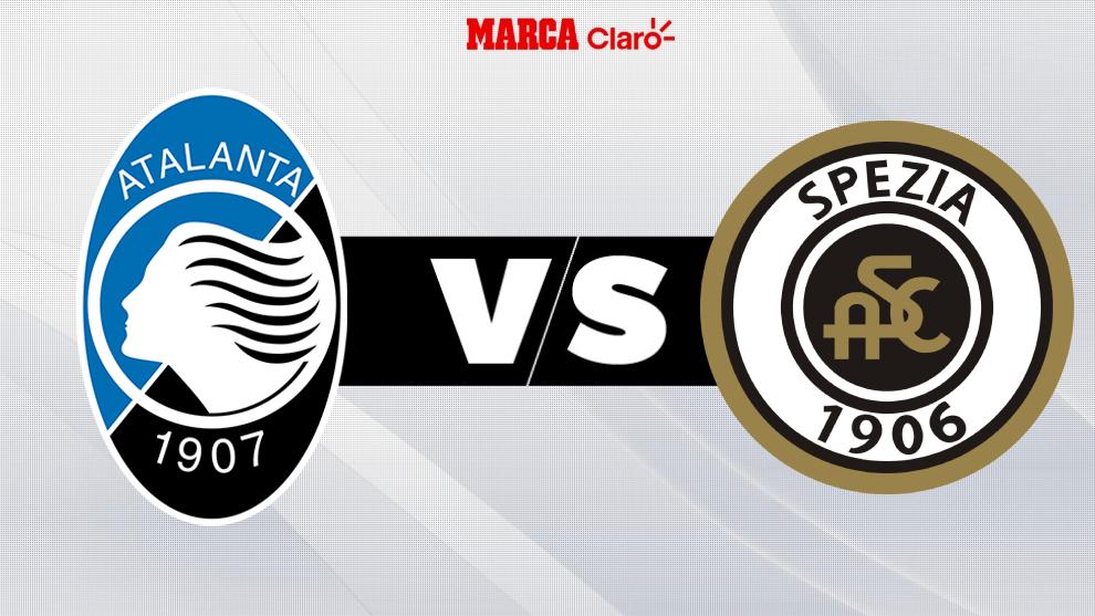 Atalanta vs Spezia, en directo online; Serie A Calcio de Italia.